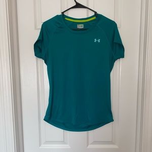 UNDER ARMOUR HEAT GEAR SEMI-FITTED SHIRT